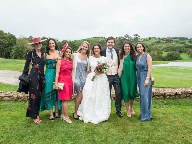 La boda de Javier y Carmen en Comillas, Cantabria 22