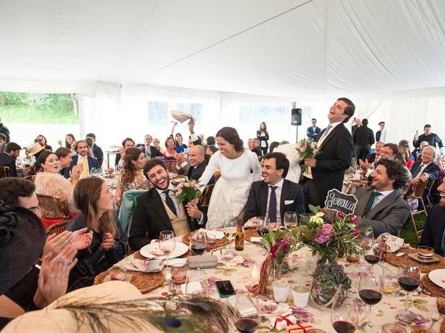 La boda de Javier y Carmen en Comillas, Cantabria 27