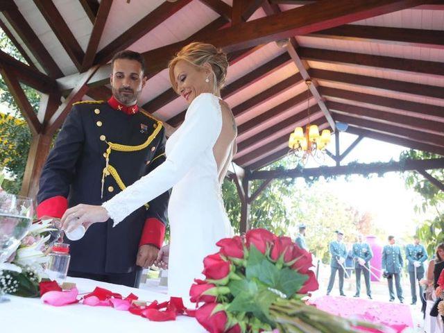 La boda de Juan y Patri en Alhaurin De La Torre, Málaga 1