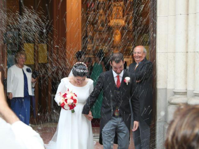 La boda de Antonio y Rebeca en Madrid, Madrid 1