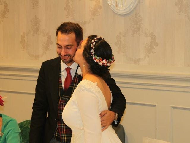 La boda de Antonio y Rebeca en Madrid, Madrid 2