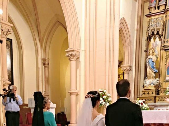 La boda de Antonio y Rebeca en Madrid, Madrid 3