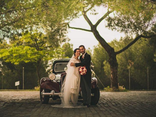 La boda de Antonio y Rebeca en Madrid, Madrid 8