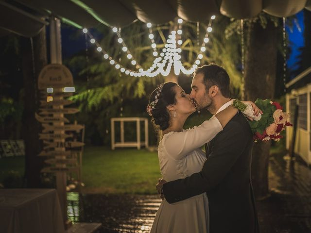 La boda de Antonio y Rebeca en Madrid, Madrid 9