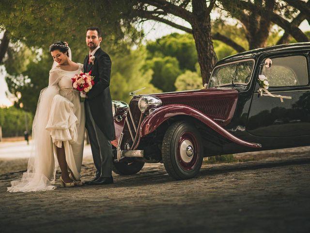La boda de Antonio y Rebeca en Madrid, Madrid 16