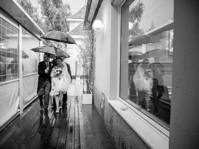 La boda de Antonio y Rebeca en Madrid, Madrid 19