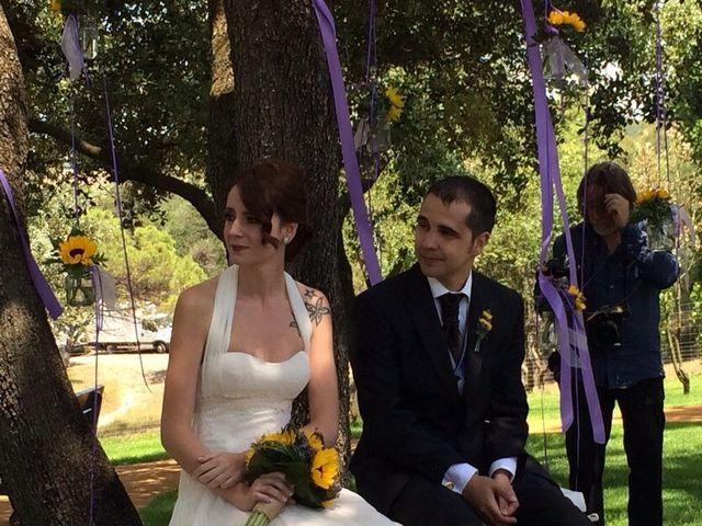 La boda de Jordi y Eliana en Orista, Barcelona 2