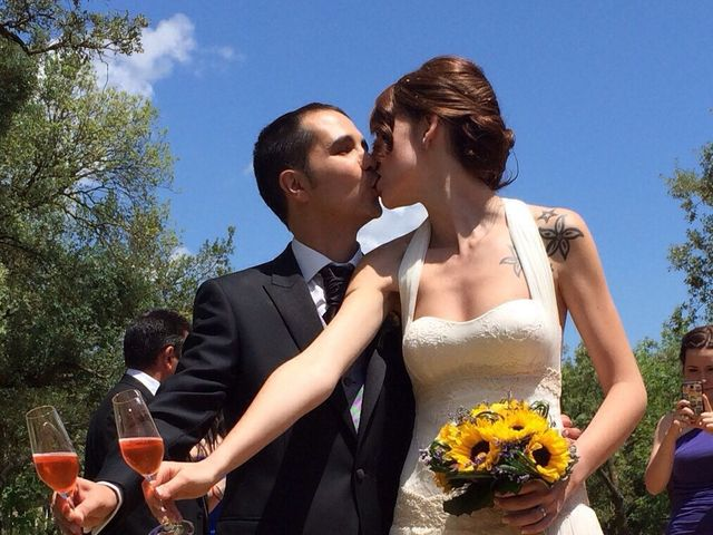 La boda de Jordi y Eliana en Orista, Barcelona 3
