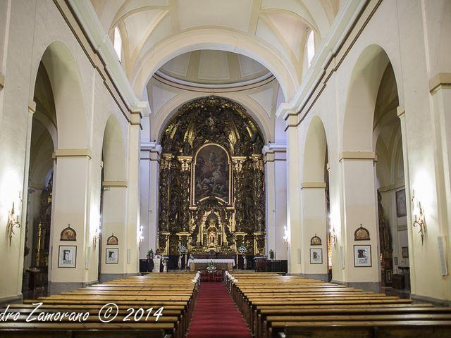 La boda de Victor y Esther en Leganés, Madrid 16