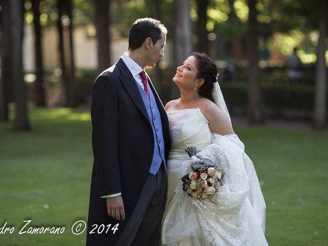 La boda de Victor y Esther en Leganés, Madrid 33