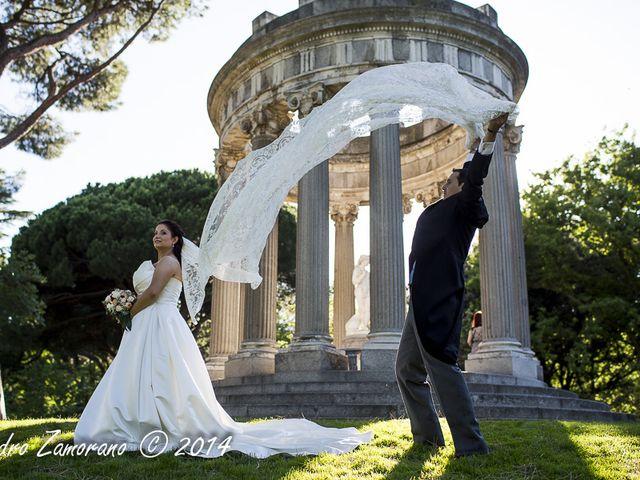 La boda de Victor y Esther en Leganés, Madrid 38