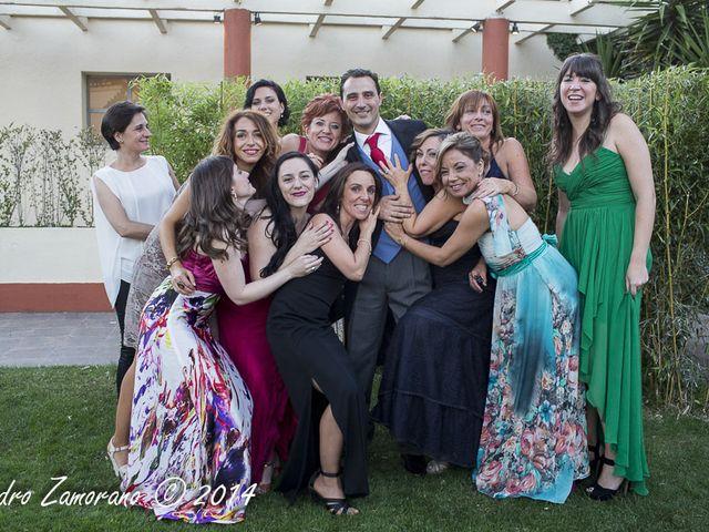 La boda de Victor y Esther en Leganés, Madrid 45