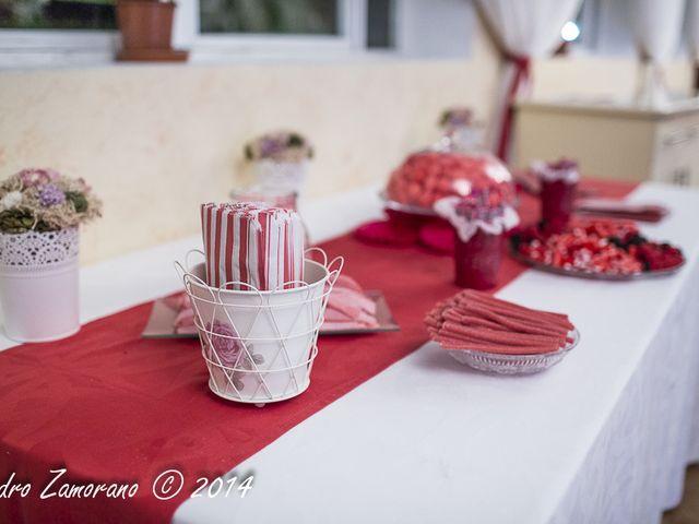 La boda de Victor y Esther en Leganés, Madrid 65