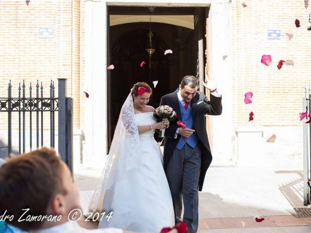 La boda de Victor y Esther en Leganés, Madrid 26