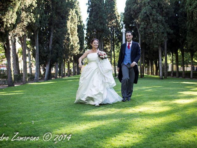 La boda de Victor y Esther en Leganés, Madrid 35