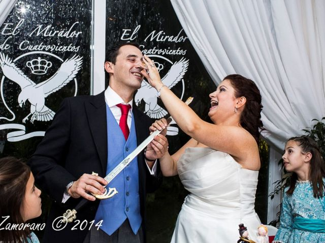 La boda de Victor y Esther en Leganés, Madrid 57