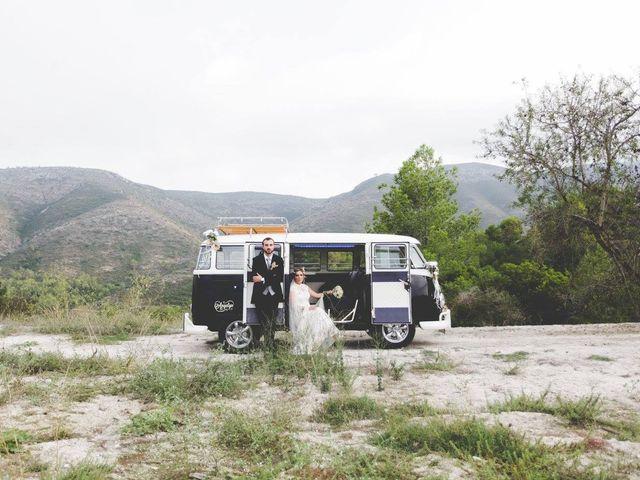 La boda de Ramón y Laia en Xàtiva, Valencia 2