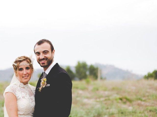 La boda de Ramón y Laia en Xàtiva, Valencia 1