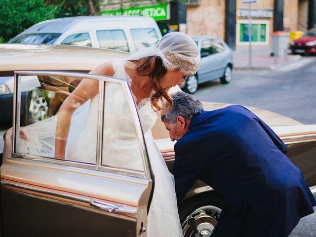 La boda de Jose Luis y Amparo en San Sebastian De Los Reyes, Madrid 45