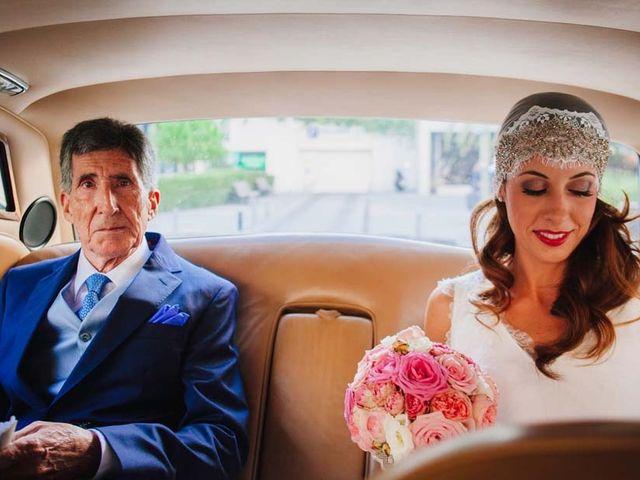 La boda de Jose Luis y Amparo en San Sebastian De Los Reyes, Madrid 47