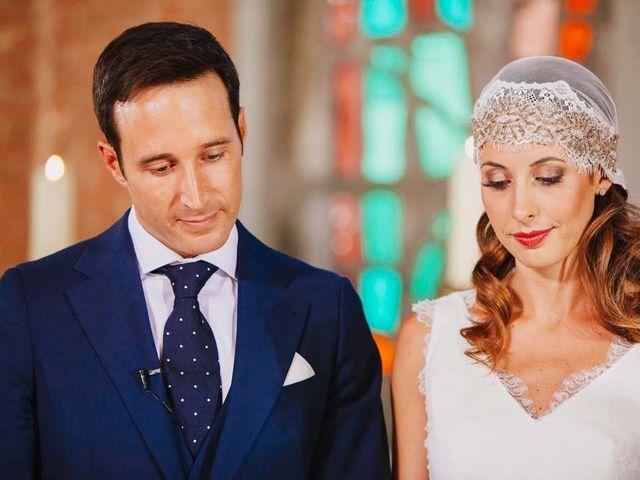 La boda de Jose Luis y Amparo en San Sebastian De Los Reyes, Madrid 55
