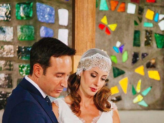 La boda de Jose Luis y Amparo en San Sebastian De Los Reyes, Madrid 56