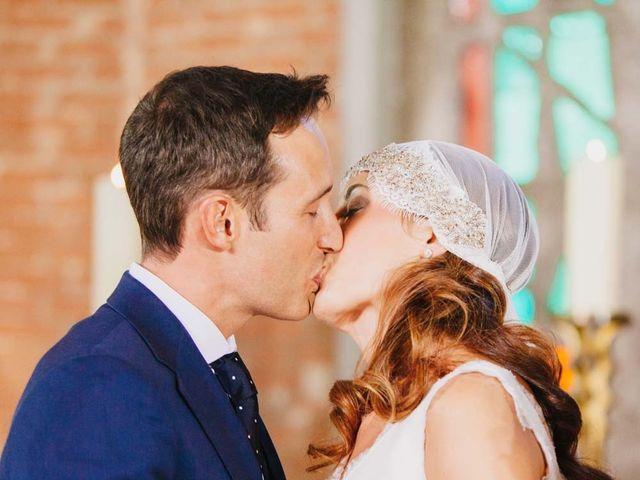 La boda de Jose Luis y Amparo en San Sebastian De Los Reyes, Madrid 64