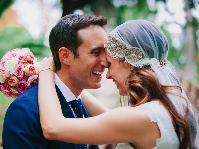 La boda de Amparo y Jose Luis