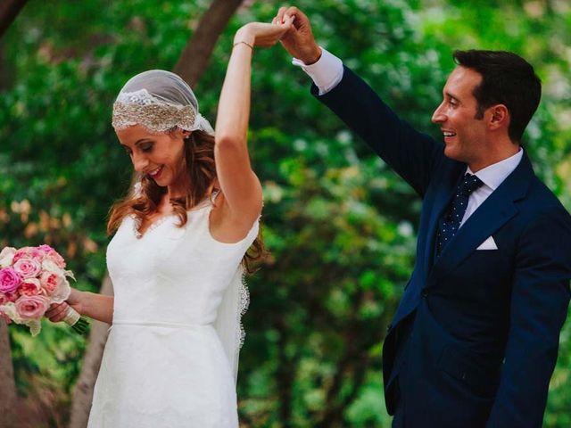 La boda de Jose Luis y Amparo en San Sebastian De Los Reyes, Madrid 94