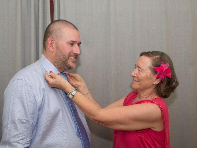 La boda de Ana y Paquito en Canet D'en Berenguer, Valencia 1