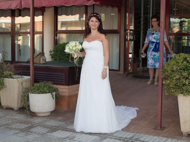 La boda de Ana y Paquito en Canet D'en Berenguer, Valencia 5