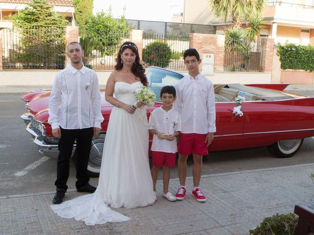 La boda de Ana y Paquito en Canet D'en Berenguer, Valencia 6