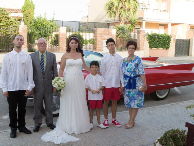 La boda de Ana y Paquito en Canet D'en Berenguer, Valencia 7