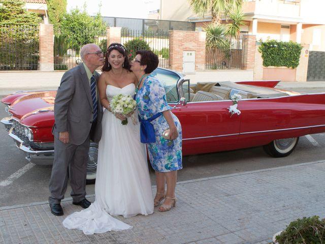 La boda de Ana y Paquito en Canet D'en Berenguer, Valencia 8