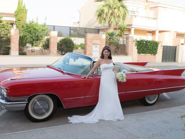 La boda de Ana y Paquito en Canet D'en Berenguer, Valencia 9
