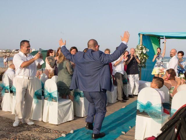 La boda de Ana y Paquito en Canet D'en Berenguer, Valencia 12