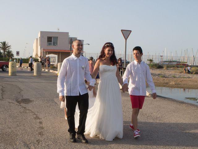 La boda de Ana y Paquito en Canet D'en Berenguer, Valencia 15