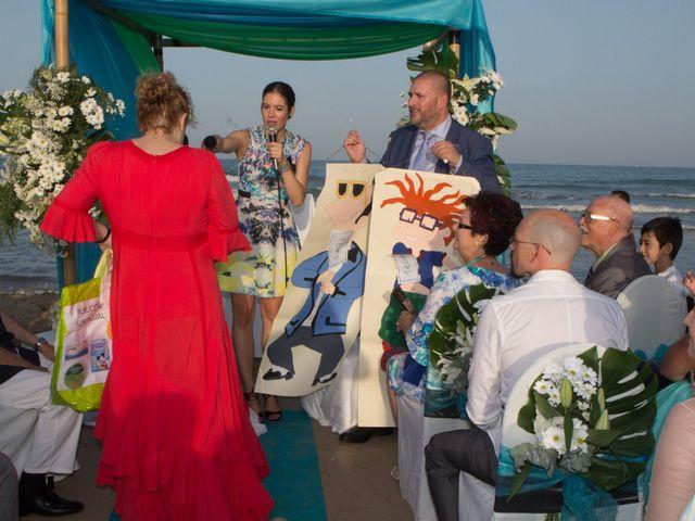 La boda de Ana y Paquito en Canet D'en Berenguer, Valencia 25