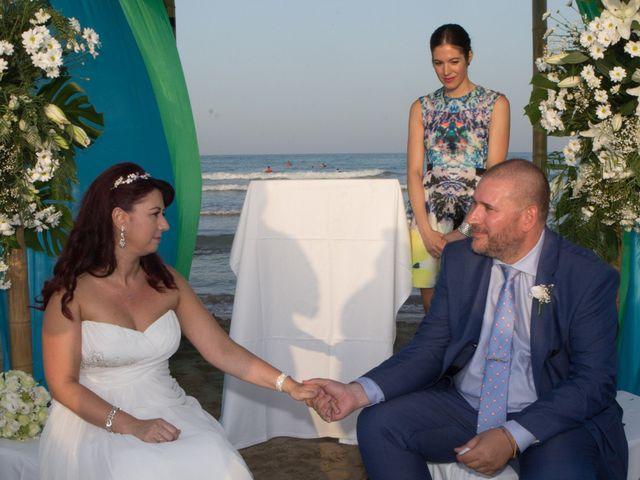 La boda de Ana y Paquito en Canet D'en Berenguer, Valencia 33
