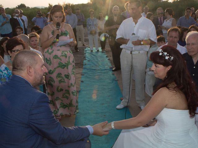 La boda de Ana y Paquito en Canet D'en Berenguer, Valencia 35