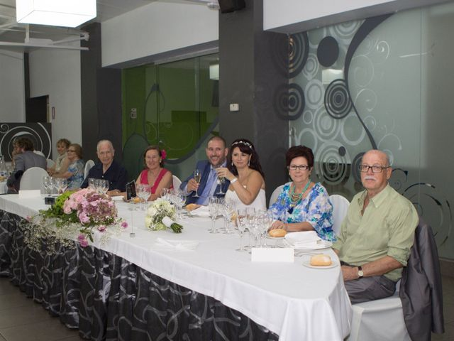La boda de Ana y Paquito en Canet D'en Berenguer, Valencia 63