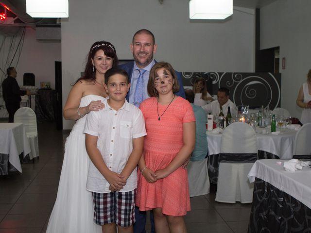 La boda de Ana y Paquito en Canet D'en Berenguer, Valencia 91