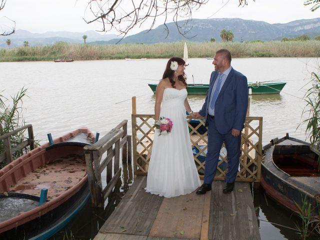 La boda de Ana y Paquito en Canet D'en Berenguer, Valencia 96