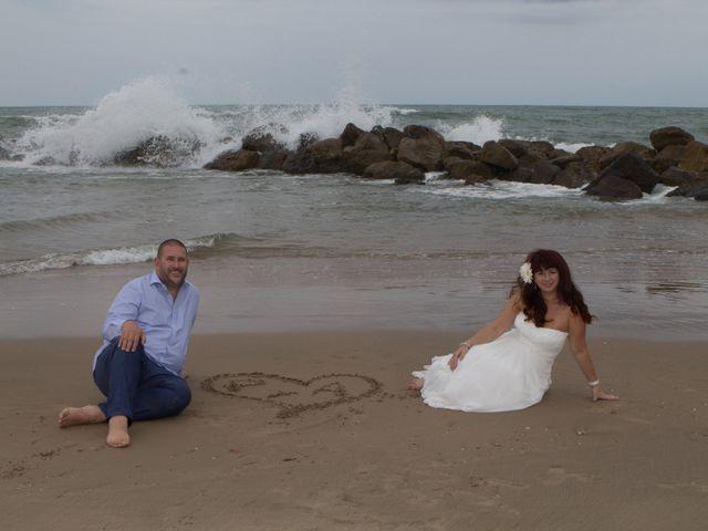 La boda de Ana y Paquito en Canet D'en Berenguer, Valencia 108