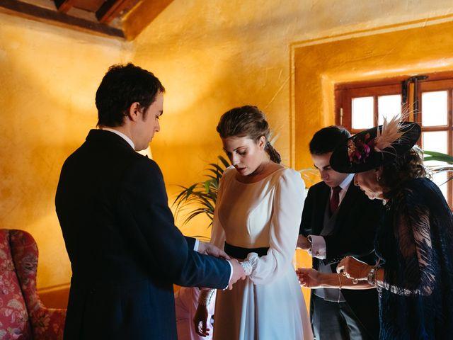 La boda de Miguel y Lili en Torremocha Del Jarama, Madrid 23