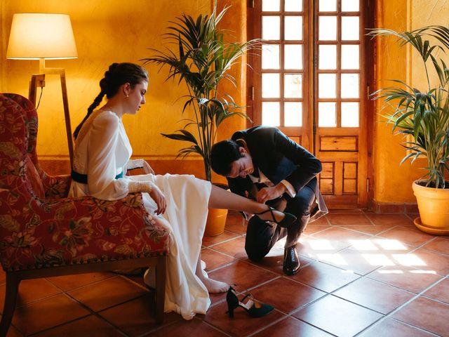 La boda de Miguel y Lili en Torremocha Del Jarama, Madrid 24
