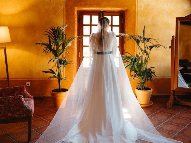 La boda de Miguel y Lili en Torremocha Del Jarama, Madrid 30