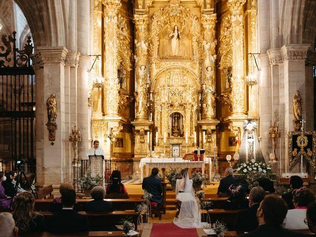 La boda de Miguel y Lili en Torremocha Del Jarama, Madrid 74