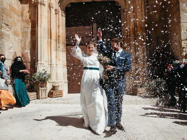 La boda de Miguel y Lili en Torremocha Del Jarama, Madrid 83