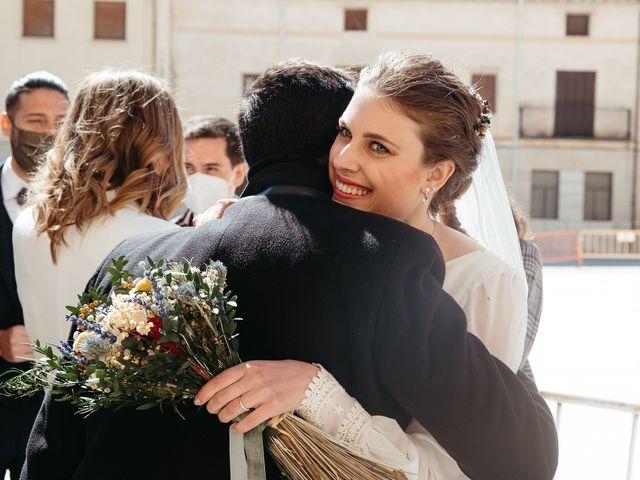 La boda de Miguel y Lili en Torremocha Del Jarama, Madrid 87